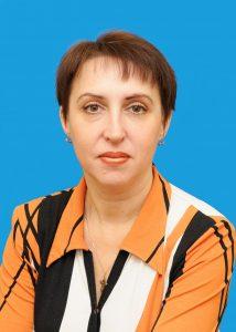 Яковлева Елена Витальевна